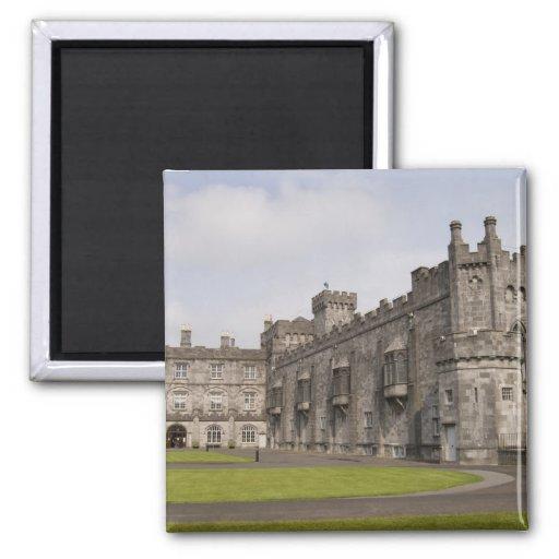 Kilkenny Castle, County Kilkenny, Ireland. Magnet