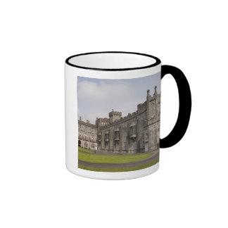 Kilkenny Castle, County Kilkenny, Ireland. Mugs