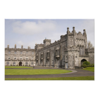 Kilkenny Castle, County Kilkenny, Ireland. Photo Print