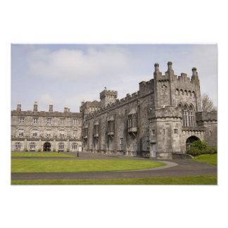 Kilkenny Castle, County Kilkenny, Ireland. Photographic Print