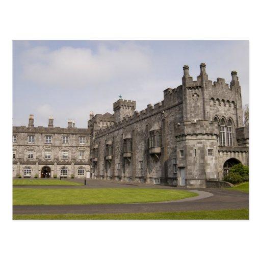 Kilkenny Castle, County Kilkenny, Ireland. Postcards