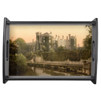 Kilkenny Castle, County Kilkenny, Ireland Serving Platter