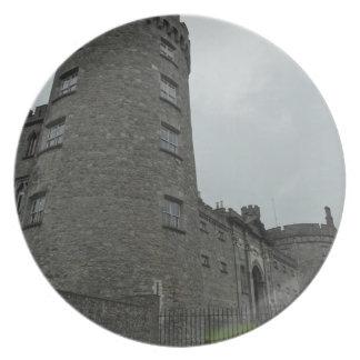 Kilkenny Castle Ireland Dinner Plate