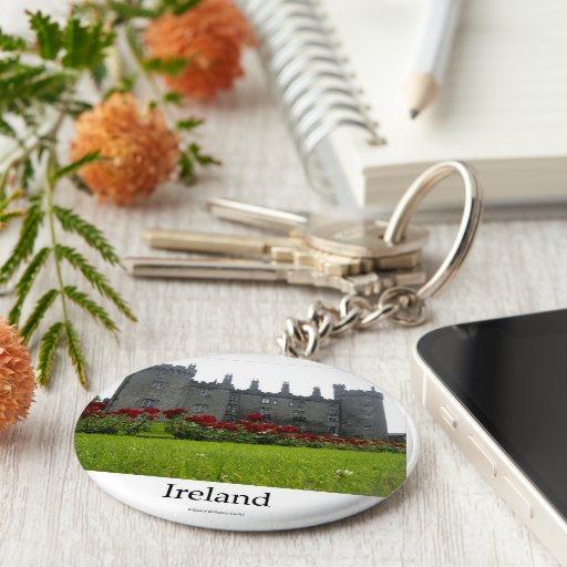 Kilkenny Castle, Ireland Key Chains