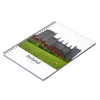 Kilkenny Castle Ireland Libro De Apuntes Con Espiral