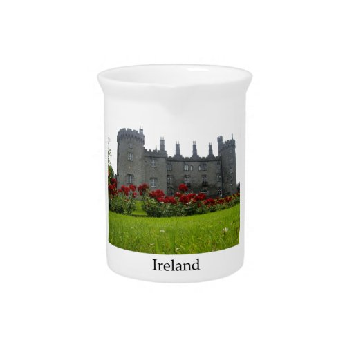 Kilkenny Castle, Ireland Pitcher