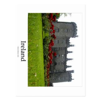 Kilkenny Castle, Ireland Post Card