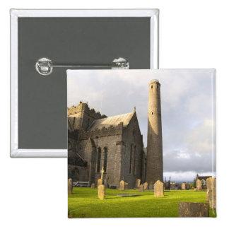 Kilkenny, Ireland. Killkenny is also known as 15 Cm Square Badge