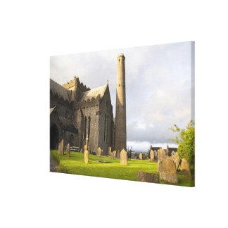 Kilkenny, Ireland. Killkenny is also known as Canvas Print