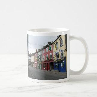 Kilkenny, Ireland Street Basic White Mug