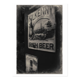 Kilkenny / Irish Beer Postcard