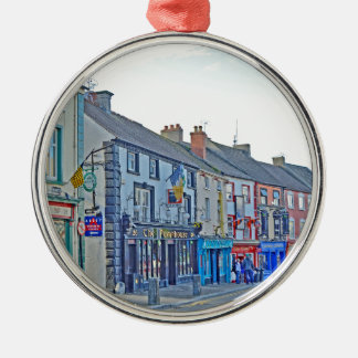 Kilkenny Street Tom Wurl Christmas Ornament