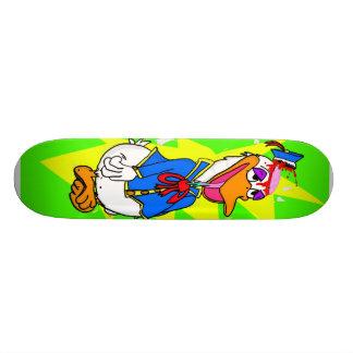 Kill Billed by Conrad Martyn Custom Skateboard