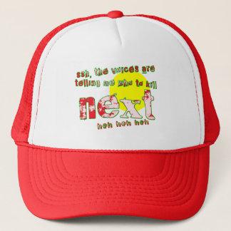 Kill Next Trucker Hat