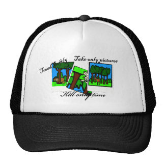 Kill Only Time Hat