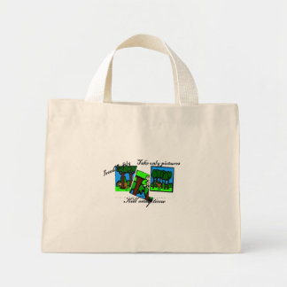 Kill Only Time Tote Bag