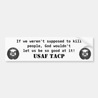 Kill People Bumper Bumper Sticker