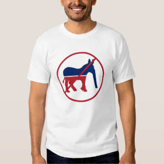 Kill The Donkephant Tea Party Shirt