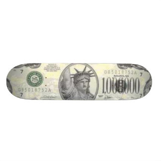 Kill The Econimy Skate Deck