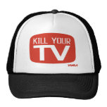 KILL YOUR TV CAP