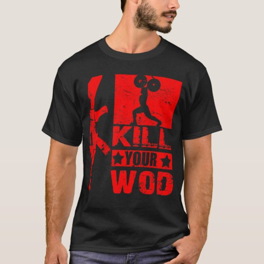 Kill Your WOD - Men's AK47 T-shirt