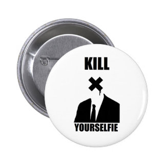 Kill Yourselfie Button