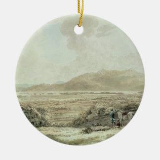 Killarney and Lake Christmas Ornament