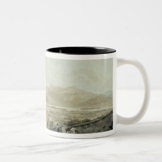 Killarney and Lake Two-Tone Coffee Mug