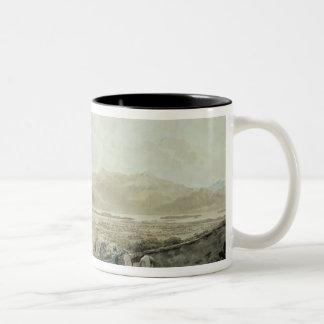 Killarney and Lake Two-Tone Mug