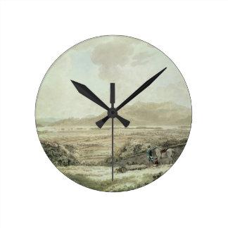 Killarney and Lake Wall Clock