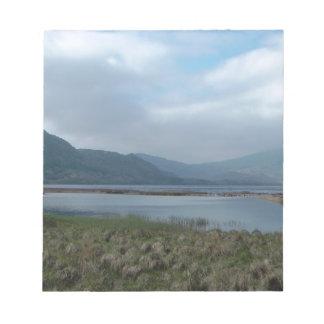 Killarney Ireland Memo Pad