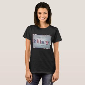 Killary Crooked Hillary Benghazi TRUMP 4 PRESIDENT T-Shirt