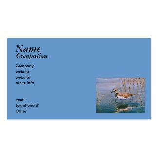 Killdeer Business Cards
