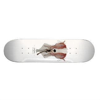 Killed for kill Skateboard01 Custom Skate Board