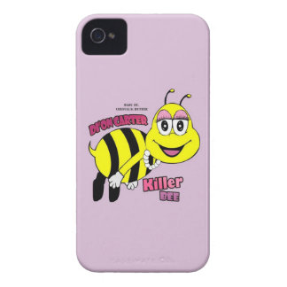 Killer Bee iPhone 4 Cover