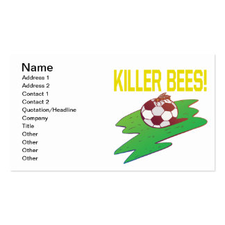 Killer Bees Pack Of Standard Business Cards