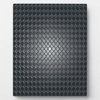 Killer Black Diamond Design Plaque