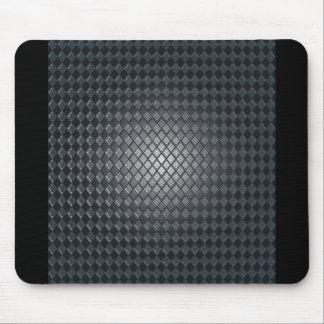 Killer Black Diamond Rubber Look Design Mousepad