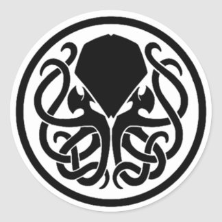 Killer Cthulhu sticker (Limited time only)