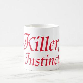 Killer Instincts Basic White Mug