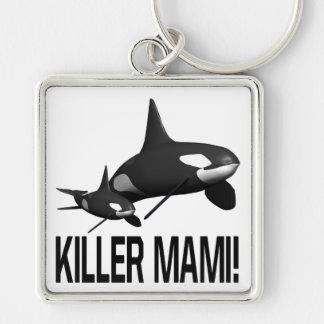 Killer Mami Key Chain