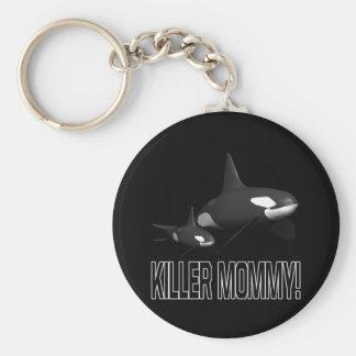 Killer Mommy Key Chain