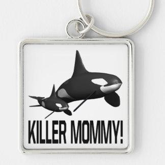 Killer Mommy Keychain