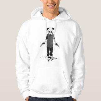 killer panda hoodie