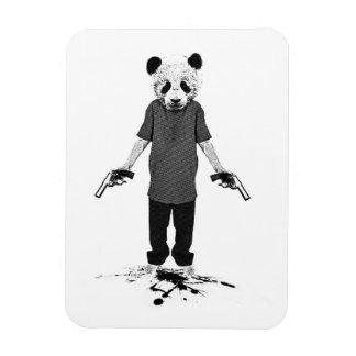 Killer panda magnet