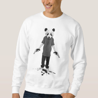Killer panda sweatshirt