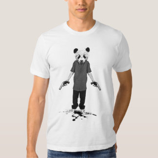 Killer panda tshirts