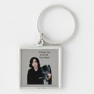 Killer Photo Key Ring