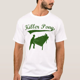 Killer Pong t-shirt