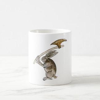 Killer Rabbit Basic White Mug